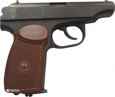 Пневматичний пістолет ІЖмех Байкал МР-654К-20