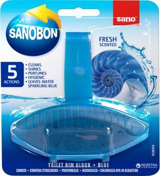 Туалетний блок Sano Синій 55 г (7290010935635)