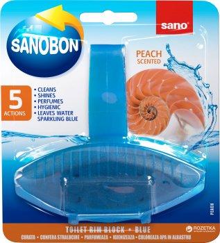 Туалетний блок Sano Персик 55 г (7290005426964)