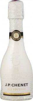 Вино ігристе J.P. Chenet Ice Edition DemiSec біле напівсухе 0.2 л 10-13.5% (3500610096662)