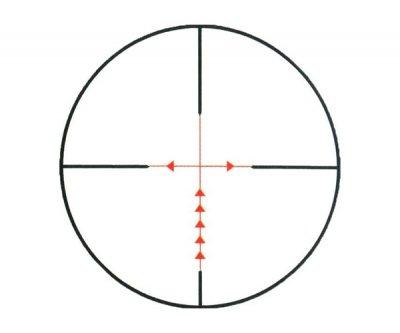 Приціл оптичний BSA-Optics Majestic 3-9х40. 21920205