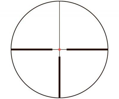 Оптичний приціл BSA-Optics Advance 1.5-6x42 IRG. 21920203