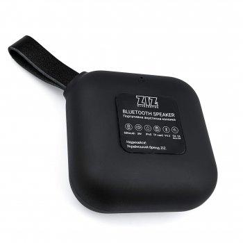 Портативна бездротова акустична Bluetooth колонка ZIZ Акварель 3 Вт (52023)