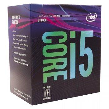 Процесор Intel Core i5-8500 3.0 GHz/9MB (BX80684I58500) s1151 BOX