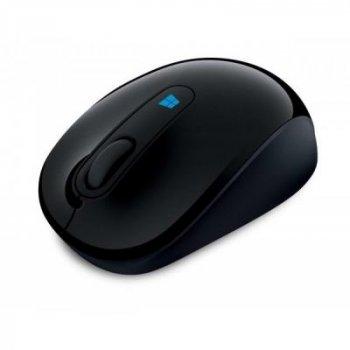 Мышка Microsoft Sculpt Mobile Black (43U-00004)