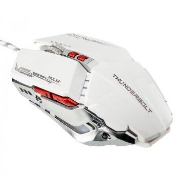 Миша USB Zornwee GX20 White