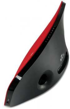 Портативні колонки Remax RB-H6 Desktop Speaker Red