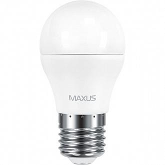 Лампа Maxus LED G45 F 6 Вт E27 4100 K холодний світ