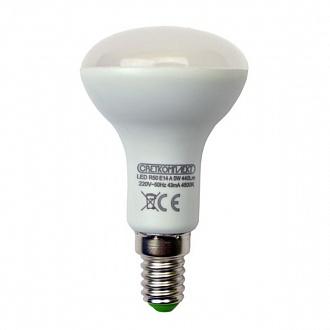 Лампа LED Светкомплект R50 5 Вт E14 4500К холодний світ