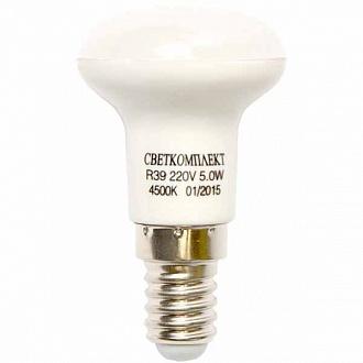 Лампа світлодіодна Светкомплект 5 Вт R39 матова E14 220 В 4500 До