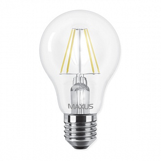 Лампа Maxus LED Sakura A60 FM 8 Вт 3000K E27 FIL тепле світло