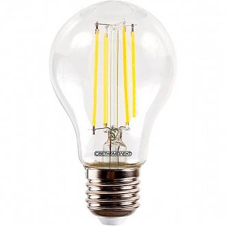 Лампа світлодіодна Светкомплект Vintage Fil A60 8 Вт E27 4500 До 220 В