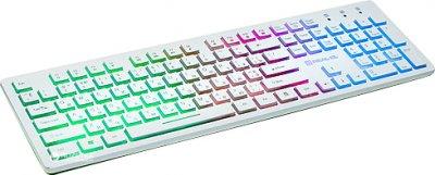 Клавиатура проводная Real-El Comfort 7070 Backlit USB (EL123100019)