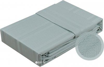 Комплект постільної білизни Hobby Exclusive Sateen Diamond Stripe 200x220 (8698499128972)