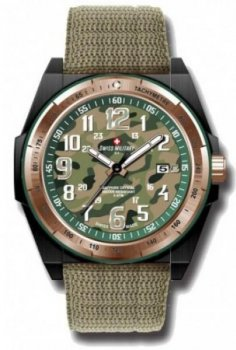 Мужские часы Swiss Military Watch 50505 37NR V