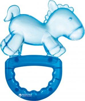 Іграшка-прорізувач Canpol Babies Конячка Блакитна (74/018 Блакитний)