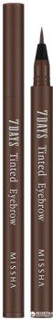 Олівець для брів Missha 7Days Tinted Eyebrow Sinopia Brown З ефектом татуажу 8 г (8806185715881)
