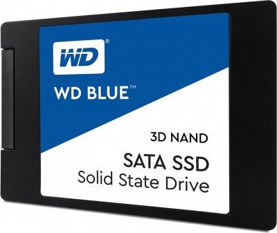 "Western Digital Blue 1TB 2.5"" SATAIII 3D-V-NAND (WDBNCE0010PNC-WRSN)"