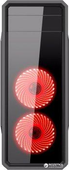 Корпус GameMax G561-F Red