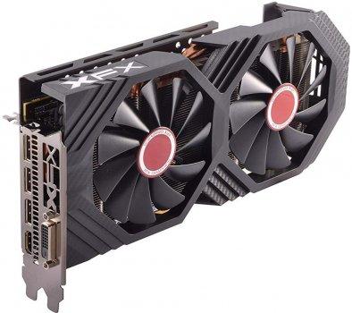 XFX PCI-Ex Radeon RX 580 GTS Black Core Edition 8GB GDDR5 (256bit) (1386/8000) (DVI, HDMI, 3 x DisplayPort) (RX-580P828D6)