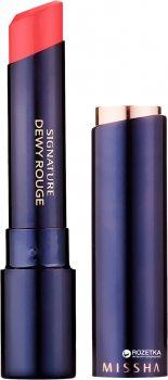Помада для губ Missha Signature Dewy Rouge BR01/Mocha Brandy 3.4 г (8806185739320)