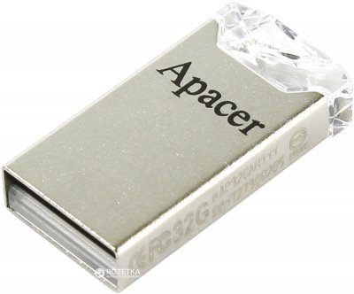 Apacer AH111 32GB Crystal (AP32GAH111CR-1)