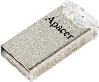 Apacer AH111 16GB Crystal (AP16GAH111CR-1)