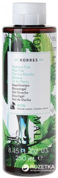 Гель для душа Korres Мятный чай 250 мл (5203069094668)