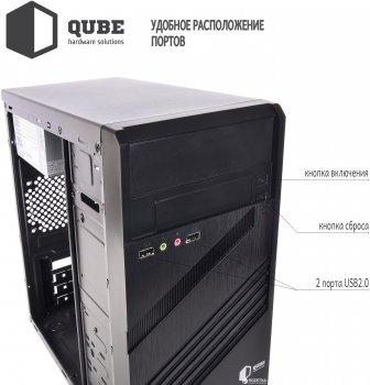 Корпус QUBE QB05M Black (QB05M_MN4U1)