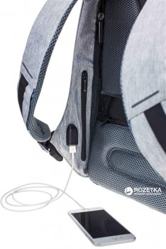 "Рюкзак для ноутбука XD Design Bobby Сompact Anti-Theft 14"" Coralette (P705.534)"