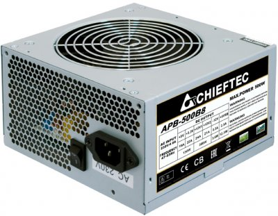 Chieftec Value APB-500B8 500W Bulk