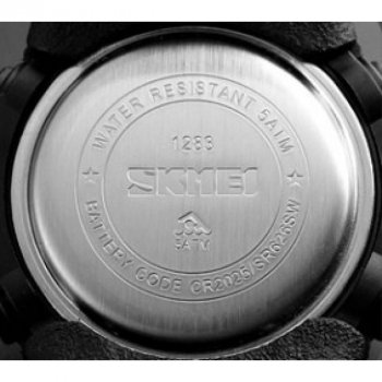 Часы Skmei 1283 Black-Red