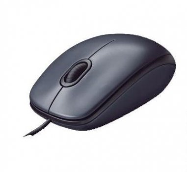 Миша Logitech M90 USB black (910-001794)