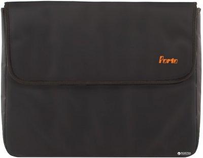"""Чохол для ноутбука Porto 14.1"""" Black (PS114BK)"""
