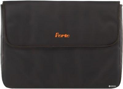 """Чохол для ноутбука Porto 13.3"""" Black (PS113BK)"""