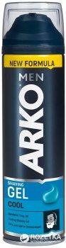 Гель для бритья ARKO Cool 200 мл (8690506390907)