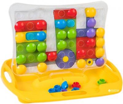 Игрушка развивающая Tigres Моя первая мозаика (39370 Желтый)