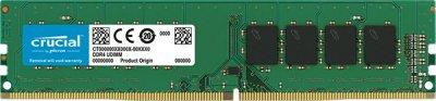 Оперативна пам'ять Crucial DDR4-2933 16384MB PC4-23400 ECC Registered (CT16G4RFS4293)