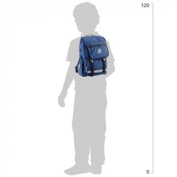 Рюкзак подростковый YES OX 228 30x45x15 см 20 л Синий (554033)