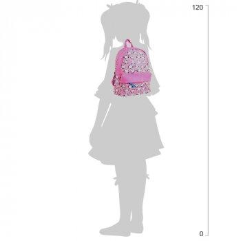 Рюкзак підлітковий Yes Weekend ST-15 Pasture 35x27x13 см 13 л Рожевий (553546)