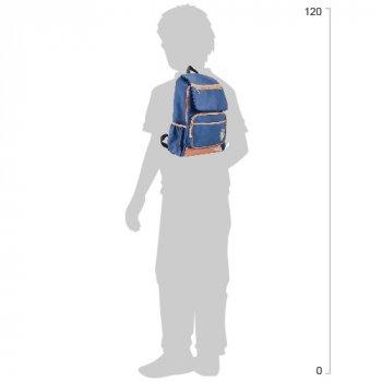 Рюкзак подростковый YES OX 293 28.5x44.5x12.5 см 16 л Синий (554035)