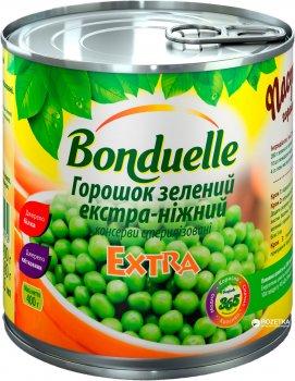 Зеленый горошек Bonduelle экстра-нежный 425 мл (3083680004572)