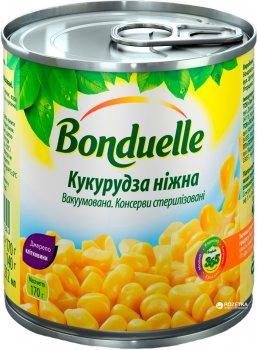 Кукуруза нежная Bonduelle вакуумированная 212 мл (3083680015394)