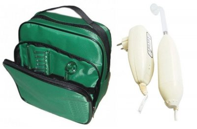 Аппарат дарсонваль Новатор Корона 02 в сумке (3 электрода)
