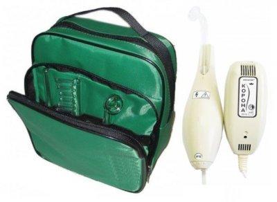 Аппарат дарсонваль Новатор Корона 05 Премиум в сумке (4 электрода)