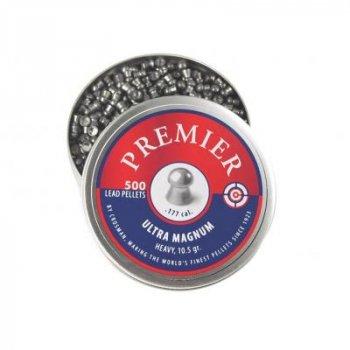 Пульки Crosman Premier 500шт. (LDP22)