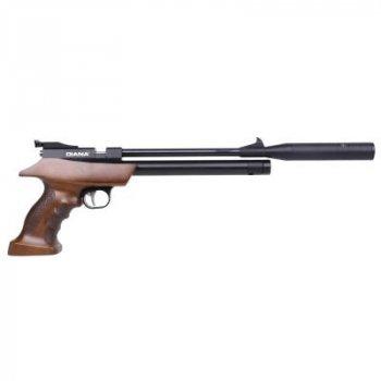 Пневматический пистолет Diana Bandit PCP, 4,5 мм (1910001)