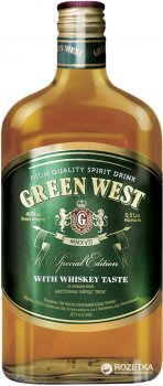 Настойка Green West 0.5 л 40% (4820201990933)