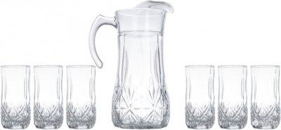 Набір для напоїв Luminarc Brighton із 7 предметів (N0782)