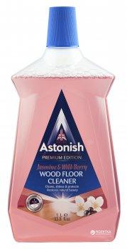 Суперконцентрат для мытья деревянного пола с ароматом Жасмина и лесной ягоды Astonish 1 л (5060060211056)